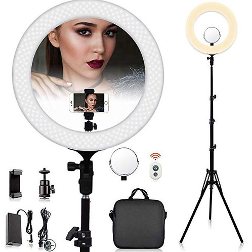 Lumiere Pro Ring Light 19""