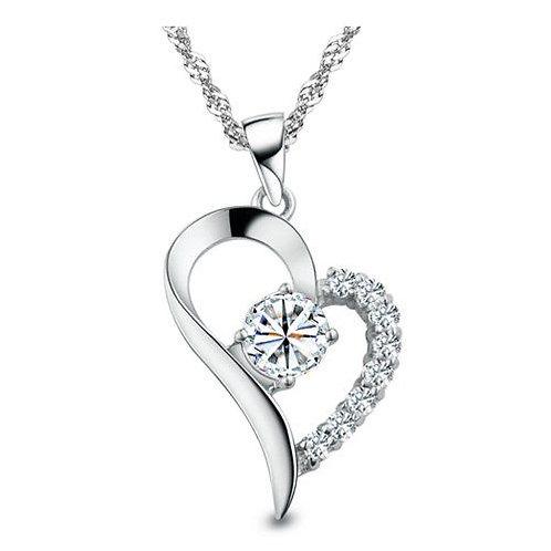 Mon Coeur Necklace