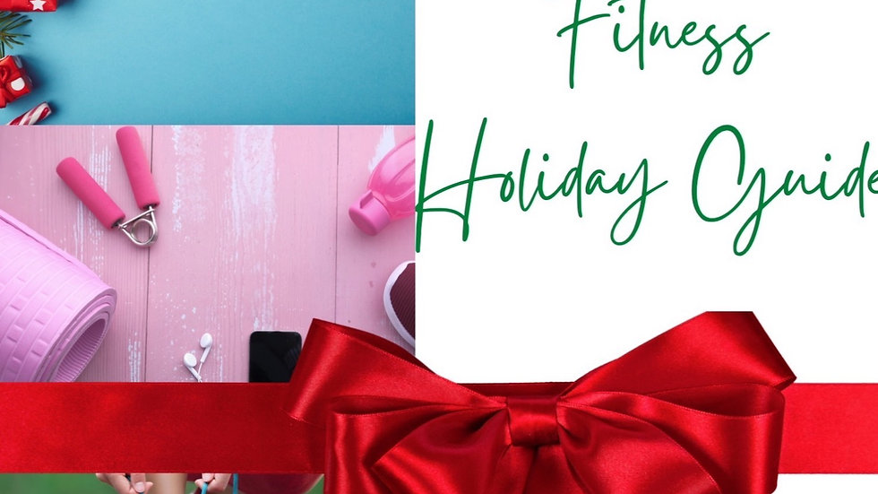 30 Minute Workouts: Holiday Fitness on the GO!