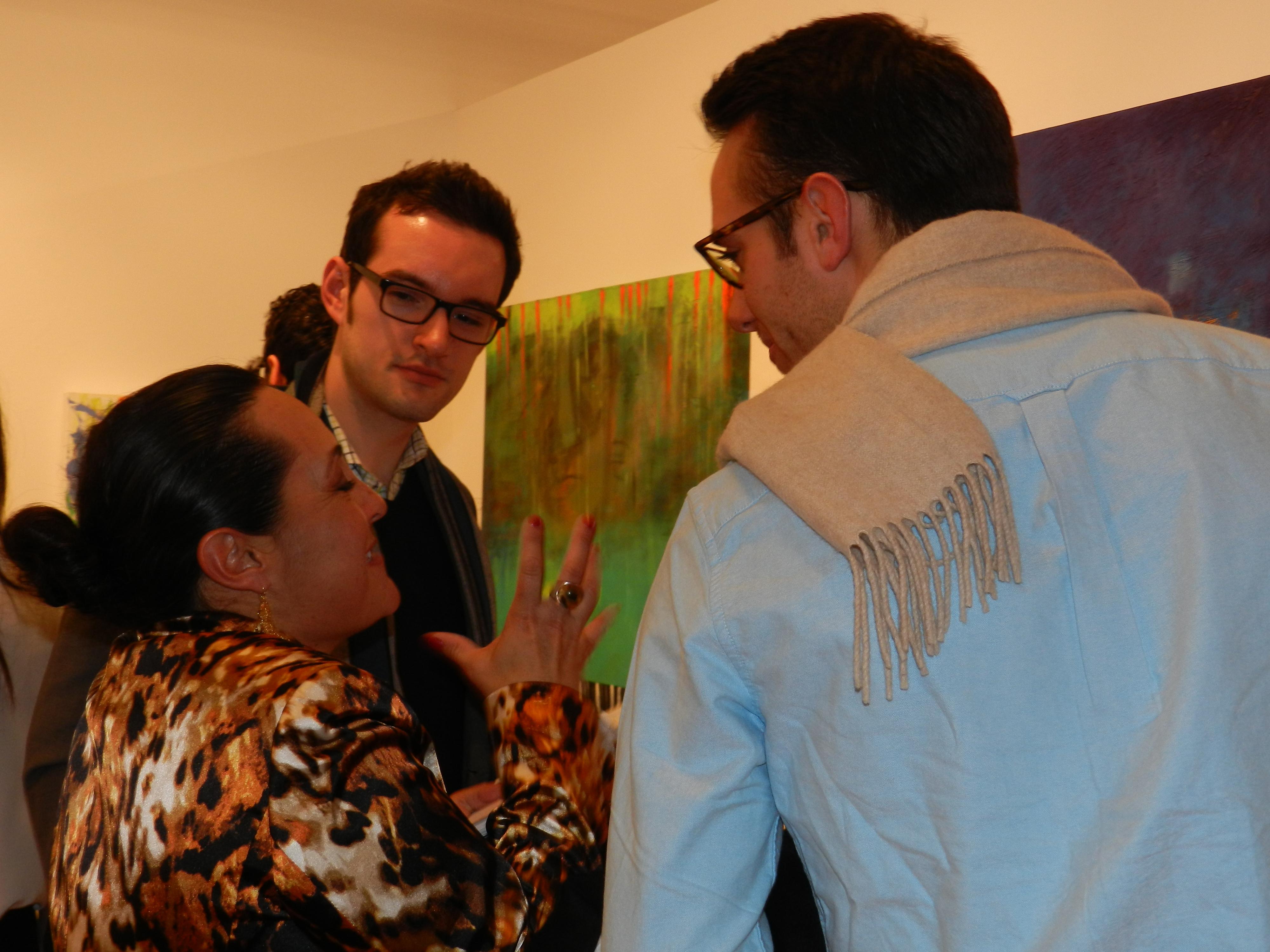 Lety+Herrera+At++Agora+Gallery+NYC+040