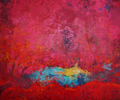 """EXTASIS 65""""/55"""" Original 7,500.00 (sold) Prints available on canvas and Giclees starting at 54.00"""