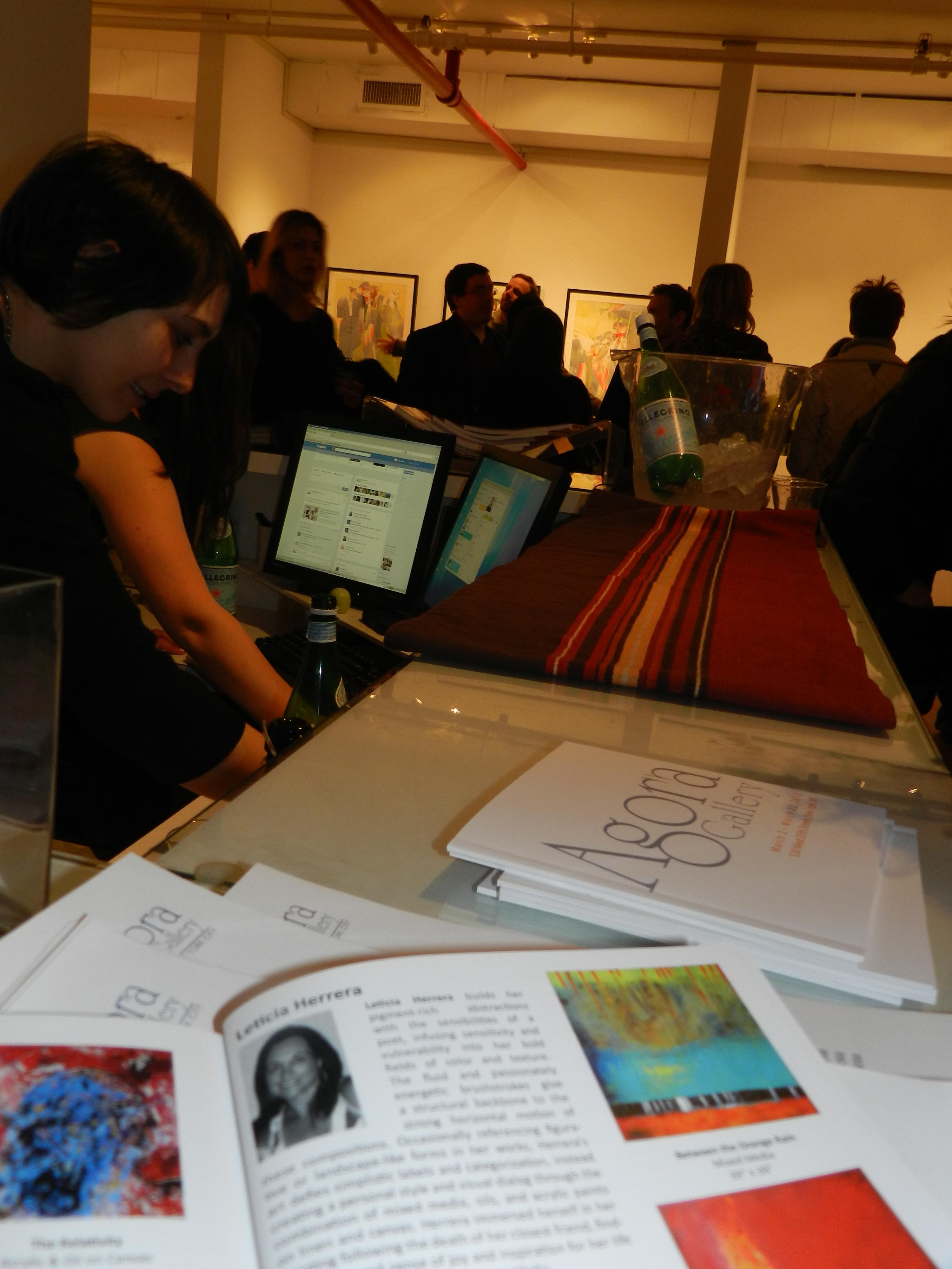 Lety+Herrera+At++Agora+Gallery+NYC+029