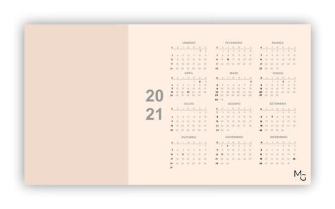 Calendário 2021 Para PC