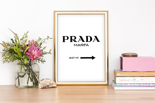 Poster Marfa - Download imediato