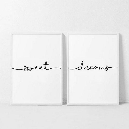 Poster Swet Dreams - Download imediato