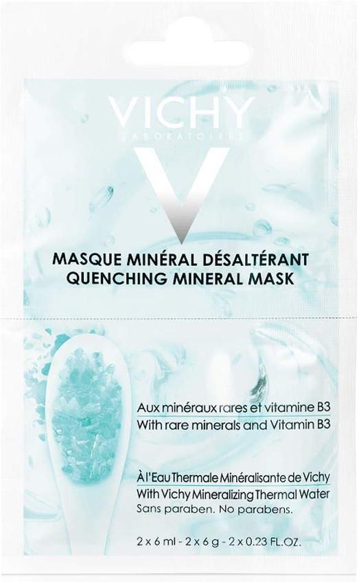 Máscara Mineral sem enxague Vichy