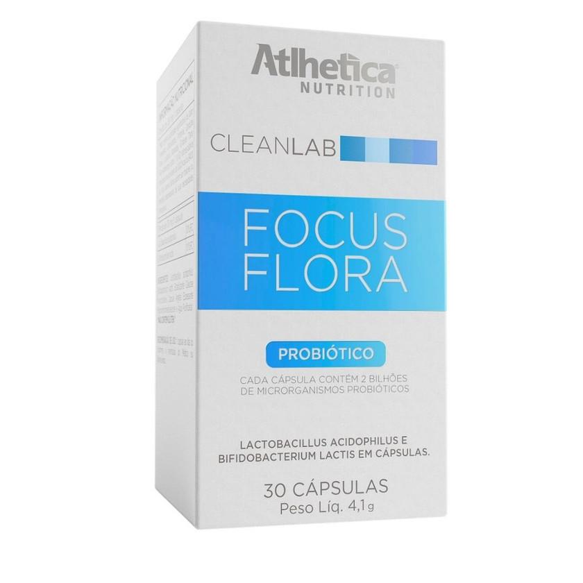 Como cuidar da pele Focus Flora Probiótico