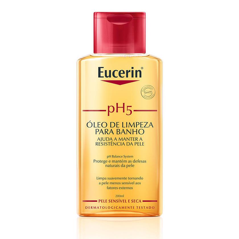 Como cuidar da pele óleo para corpo Eucerin