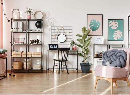 Home Office: 36 ideias lindas para decorar estantes e prateleiras