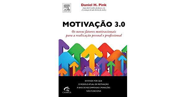 Motivação: Livro Motivação 3.0