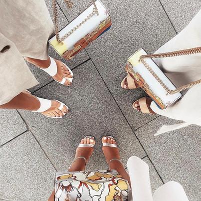 Só porque é sexta-feira: moda e glamour