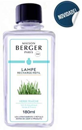 Aromatizante de Ambiente Lampe Berger Herbe Fraiche 180 ml