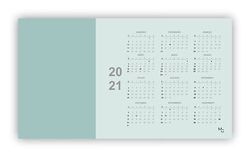 Wallpaper Calendário Desktop modelo 3 im