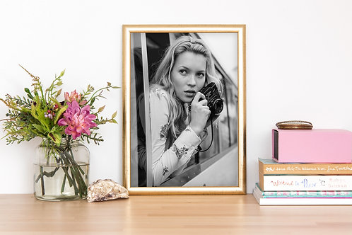 Poster Kate Moss 02 - Download imediato