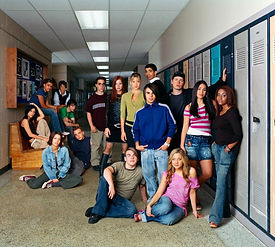 the cast of Degrassi: the next genration
