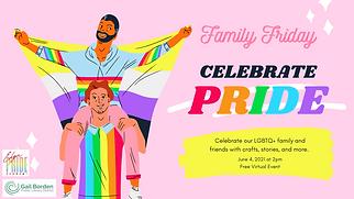 Pink Creative Pride Virtual Trivia Quiz