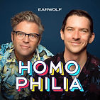 Dave Holmes & Matt McConkey, hosts of Homophilia