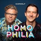 Dave Holmes & Matt McConkey, hosts of Homophilia