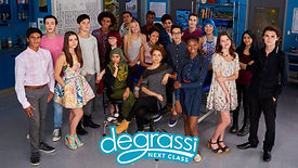 Degrassi Next Class cast picture