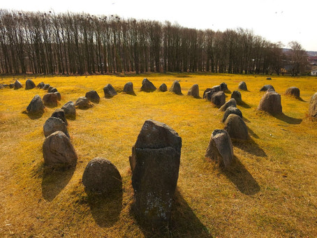 Линнхольм-Хойе: курган довикинговой эпохи.