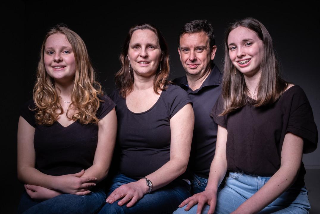 Familie De Rijdt - Penneman