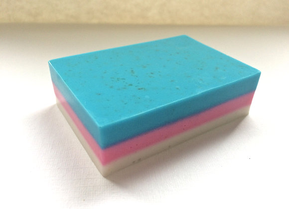 Trans Pride Edition - Bergamot & Vitamin E Soap