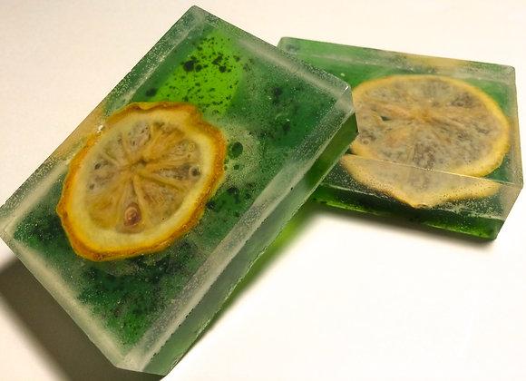 Matcha Green Tea & Cold Pressed Lemon Essential Oil