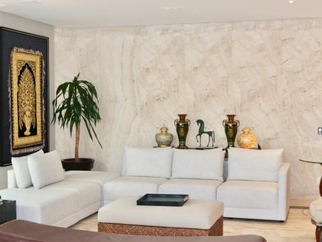 Decore a sua casa com o mármore!