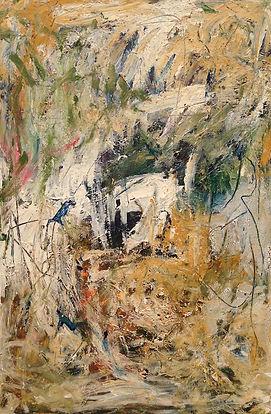 Fairy tale. Acrylic on canvas. 36 x24 inches
