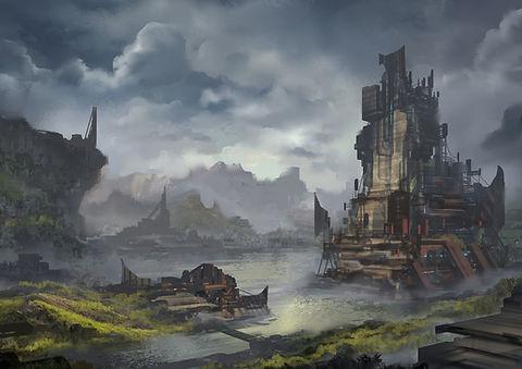 Zhren'trar Outpost