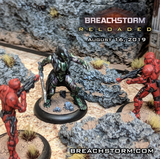 Breachstorm: Reloaded - Stretch Goals and Pledges Explained!