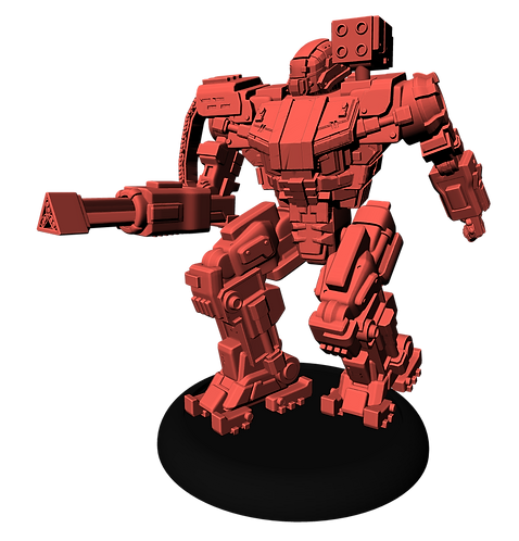 TITAN Battlesuit FSL Expansion Pack