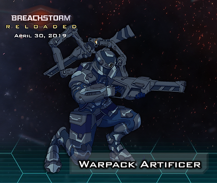 Warpack Artificers (2) Expansion Pack