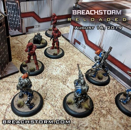 Stormbreak Outpost Terrain Kit