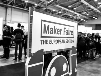 """""""MAKER FAIRE 2018"""" A ROMA L'EDIZIONE EUROPEA DELLA FIERA SULL'INNOVAZIONE"""