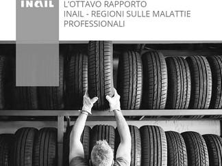 MALATTIE PROFESSIONALI, PUBBLICATA L'OTTAVA EDIZIONE DEL MALPROF