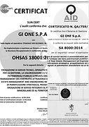 GI One - OHSAS 18001 - SA 8000_012018.jp