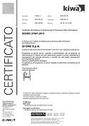 GI One - ISO 27001 - 10.09.2018 KIWA1_ed