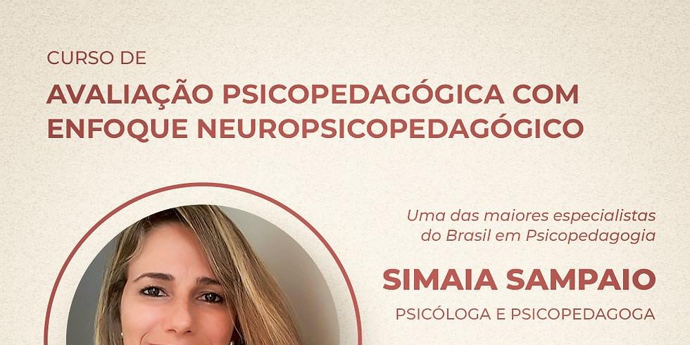 Avaliação Psicopedagógica com Enfoque Neuropsicopedagógico