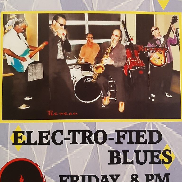 T-Town Aces: Electrofied Blues