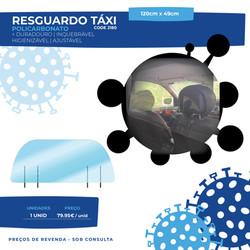 Resguardos táxi