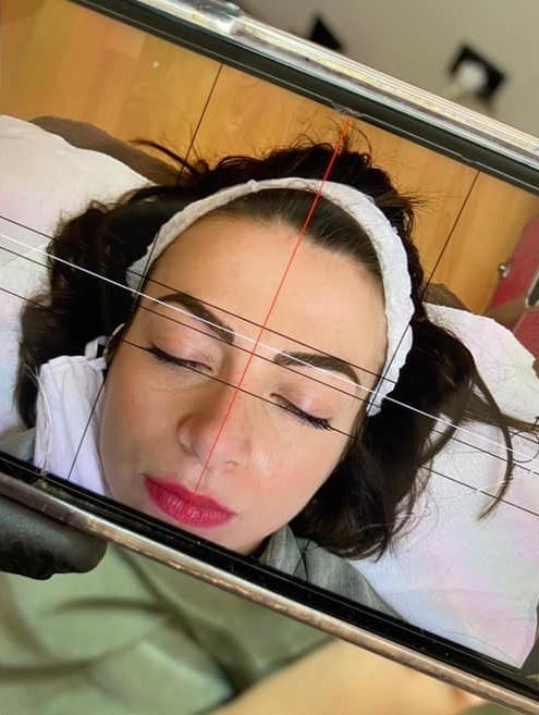 dermopigmentazione sopracciglia Anat Cairo