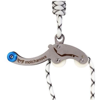 'Molchanovs' Line Pulley System