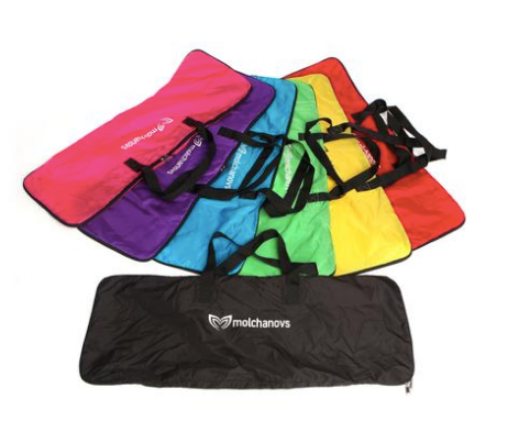 'Molchanovs' Lightweight Bifins Bag