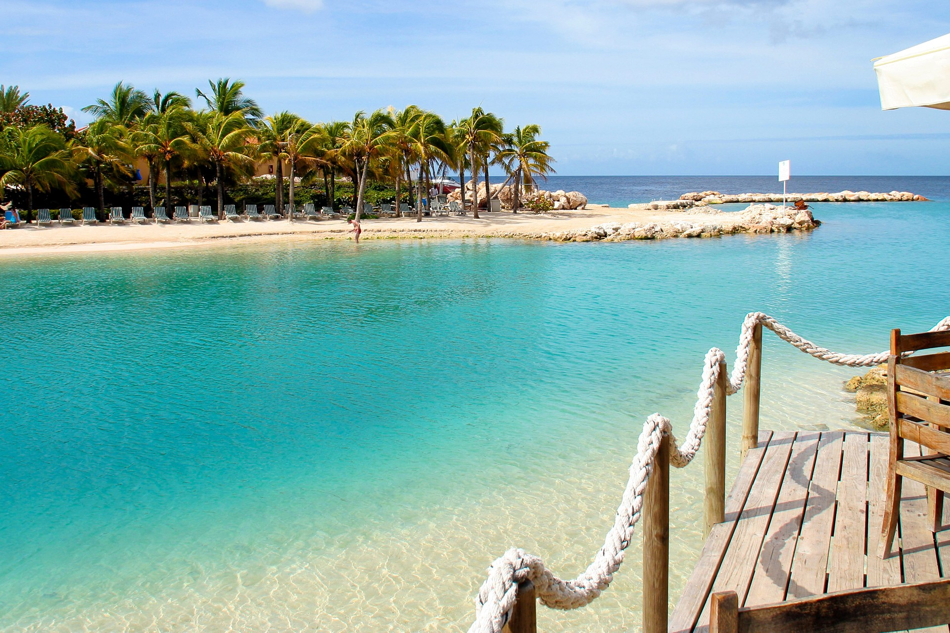 Vliegvakantie Curaçao