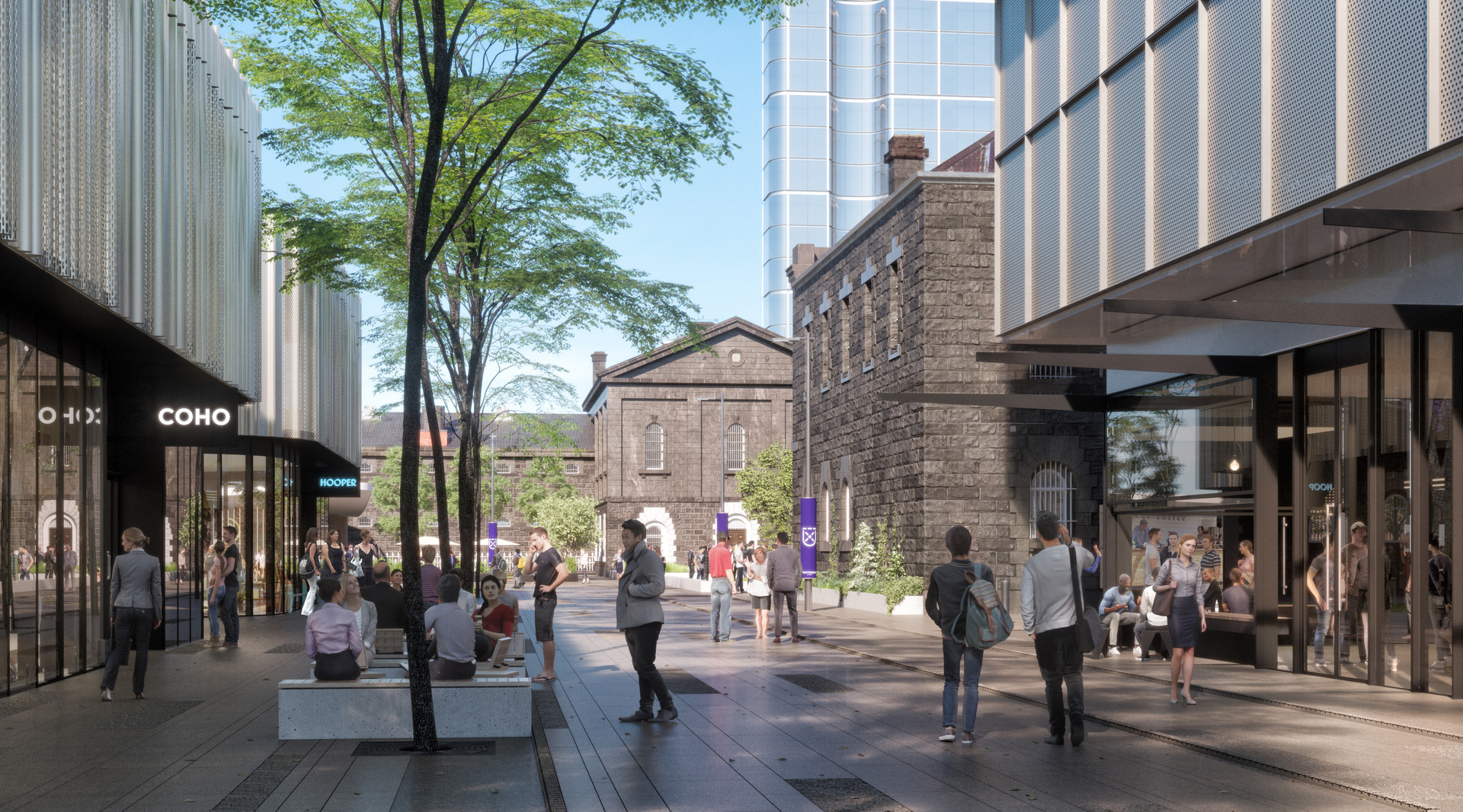 Pentridge Redevelopment