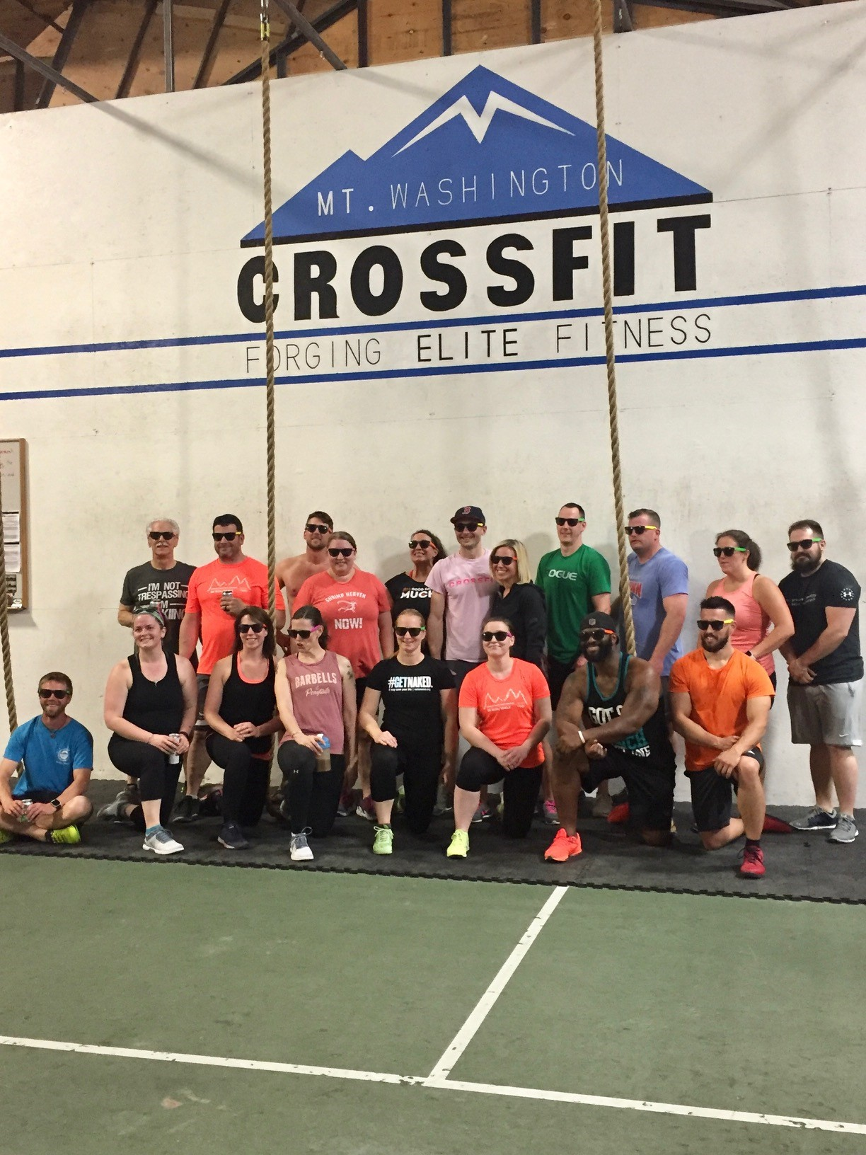CrossFit Friday Night Lights