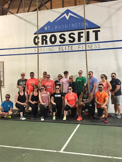 CrossFit Friday Night Lights
