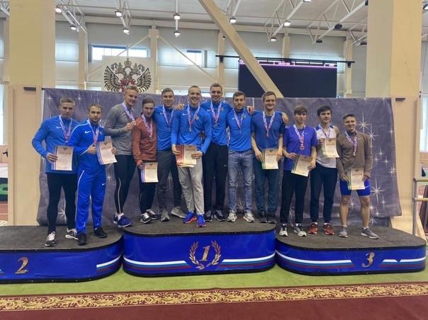 Чемпиоант России по легкой атлетике г. Саранск с 24-27 февраля 2021 г.