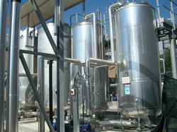 impianto deposito biodiesel100